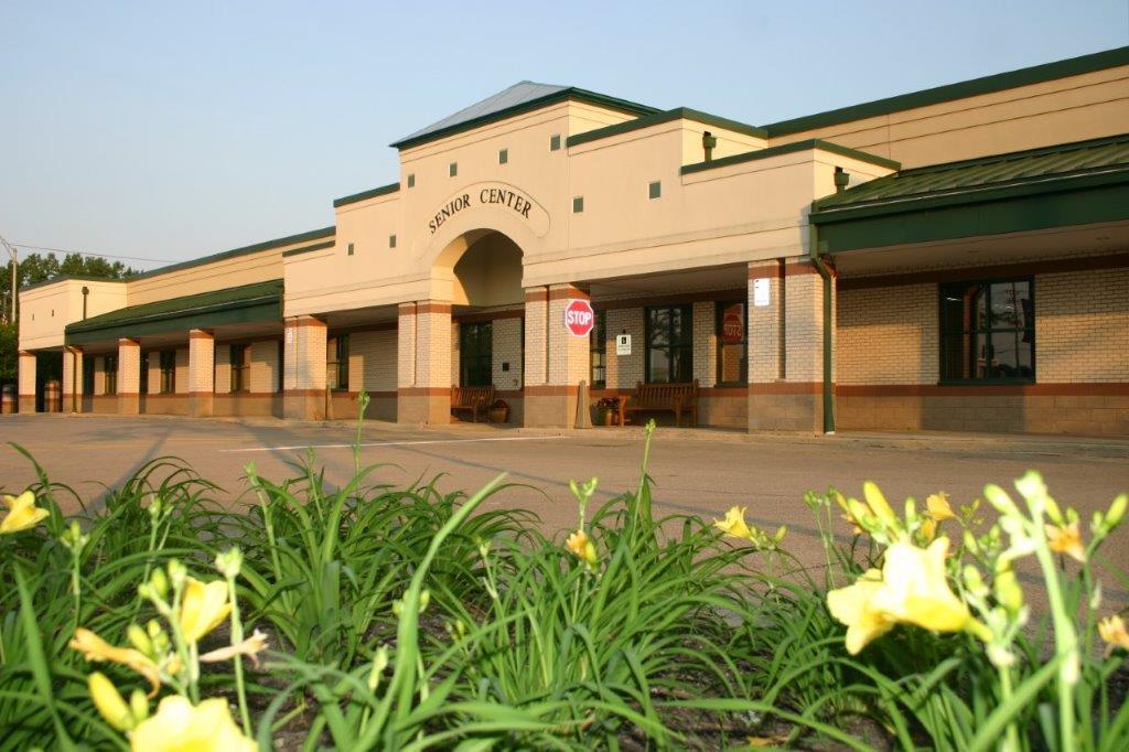 Senior Center Exterior